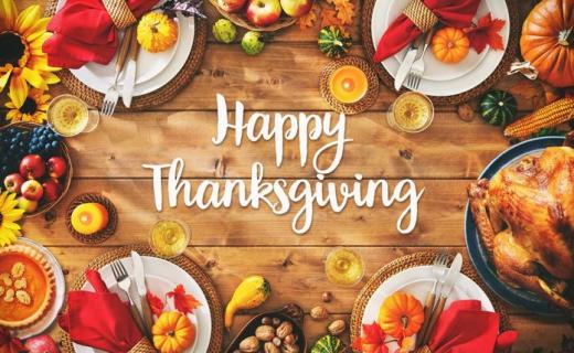 Happy Thanksgiving Local 1-2